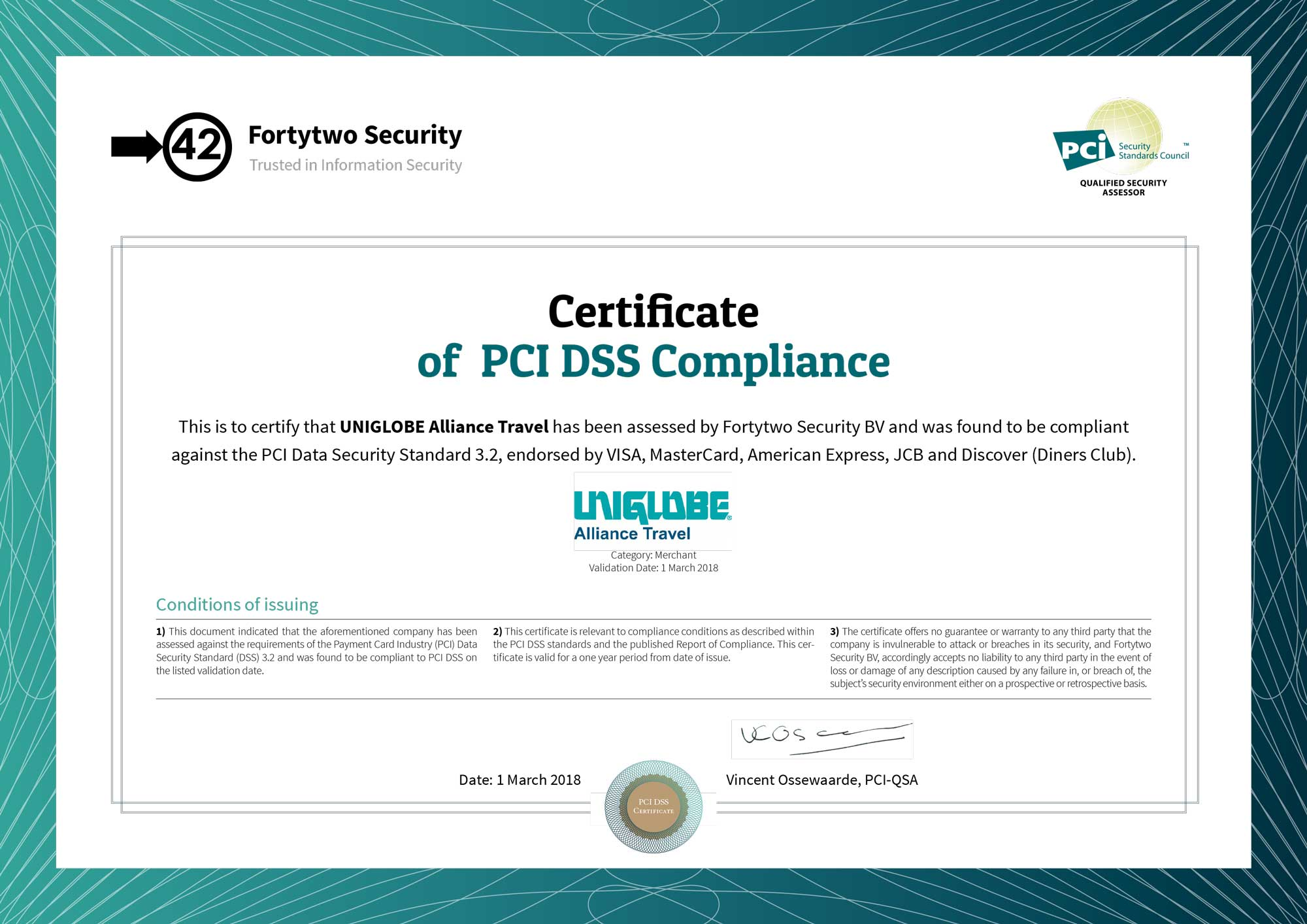 certificate-alliance-travel-pci-dss