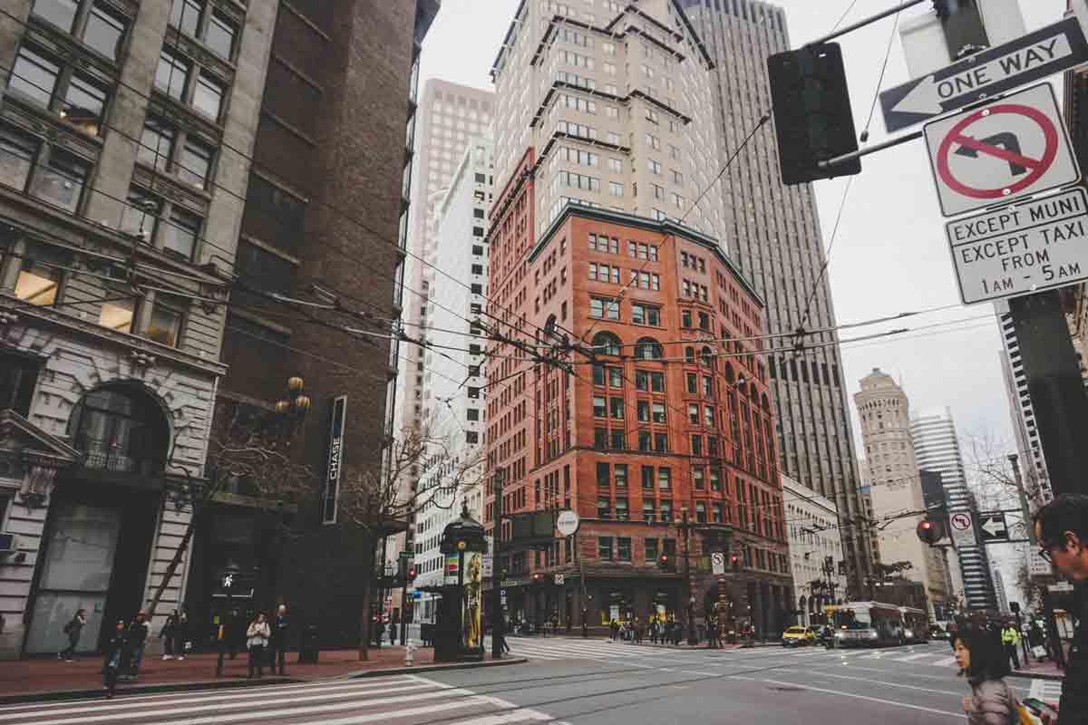 Zaken doen in San Francisco