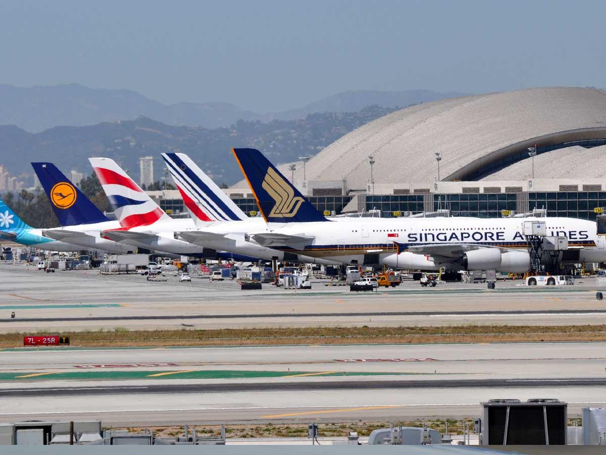 Het grootste vliegveld ter wereld | UNIGLOBE Alliance Travel zet ze op een rij