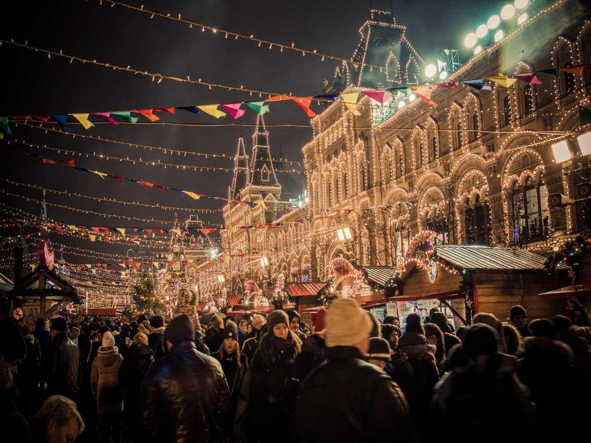 Zakenreisbestemming in opkomst: Moskou