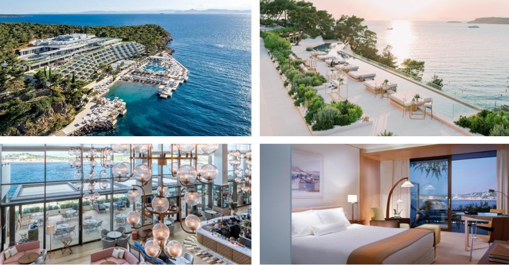 Four Seasons Astir Palace Hotel Athens is een adembenemend hotel om te verblijven tijdens jouw zakenreis naar het Griekse Athene.