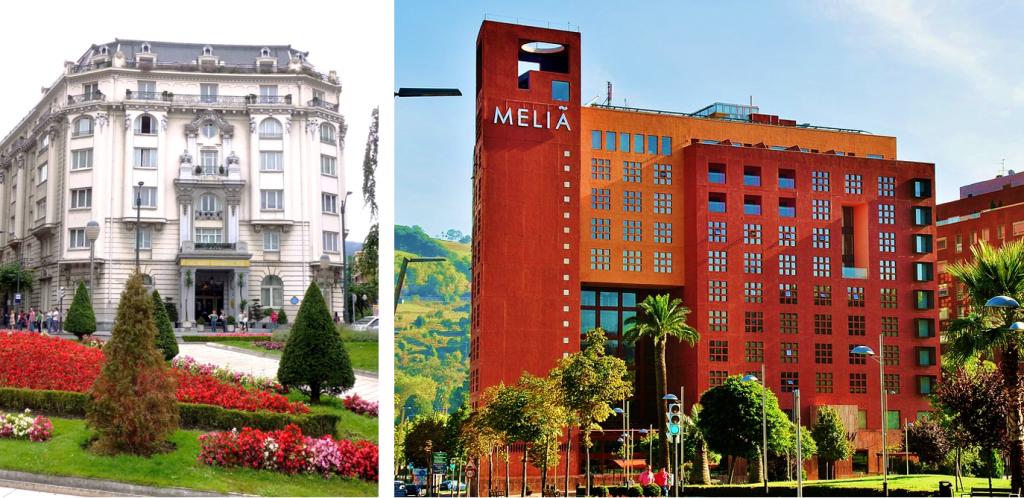 Comfortable 5-sterrenhotels voor een zakenreis naar Bilbao.
