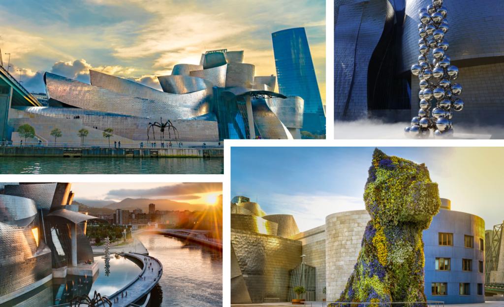 Het Museo Guggenheim de Bilbao is een onmisbare bezienswaardigheid tijdens jouw zakenreis.
