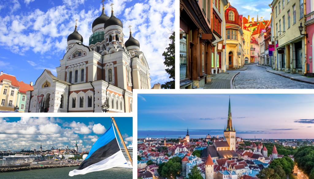Een bezoek aan de prachtige binnenstad van Tallinn mag zeker niet ontbreken tijdens een zakenreis!