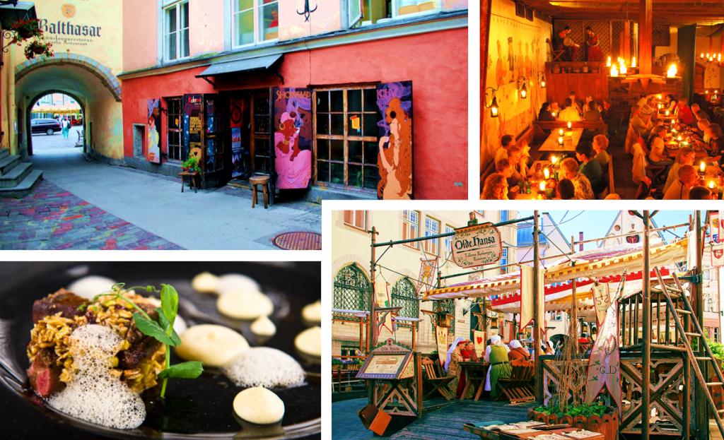 Uiteten tijdens jouw zakenreis naar Tallinn.