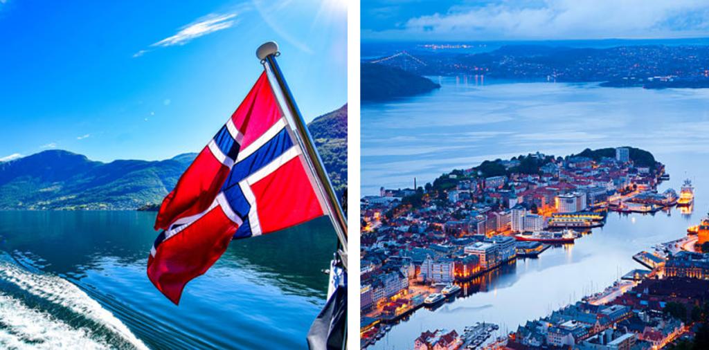 Bergen: een prachtige bestemming in Noorwegen voor jouw zakenreis.