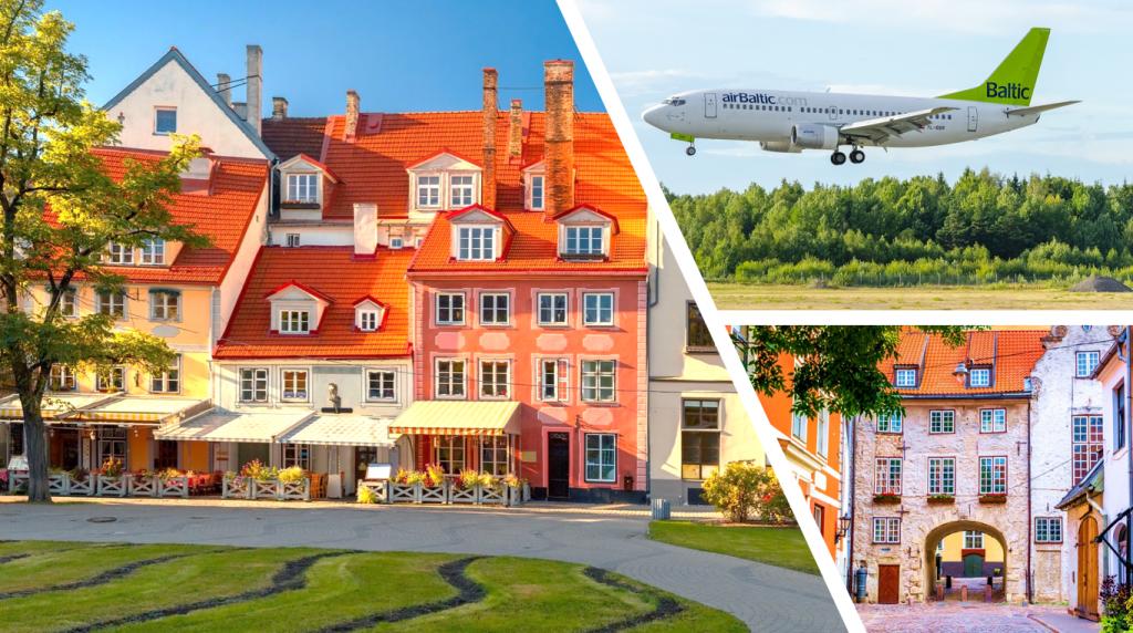 Ontdek het kleurrijke centrum van Riga tijdens jouw zakenreis.